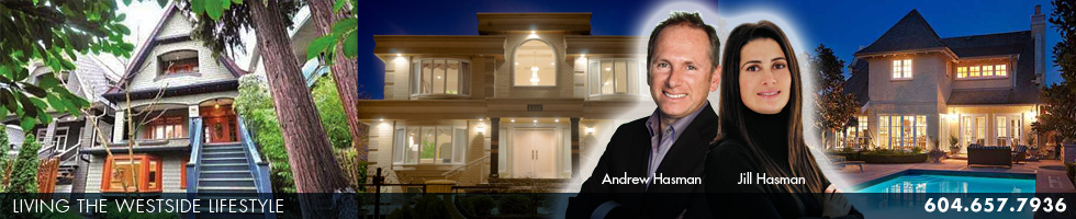 Vancouver Realtor Andrew Hasman: West Side & Downtown Real Estate
