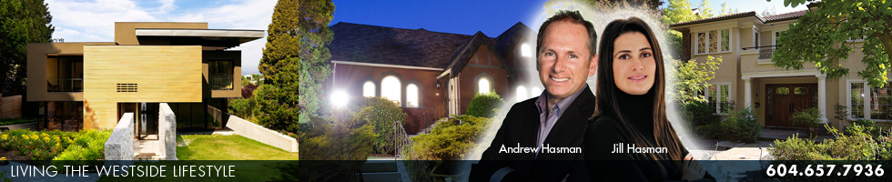 ancouver Realtor Andrew Hasman: West Side & Downtown Real Estate